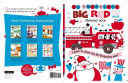 Ed Emberley s Big Red  White and Blue Drawing Book