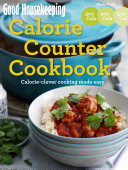 Good Housekeeping Calorie Counter Cookbook Book PDF