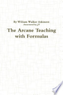 The Arcane Teaching With Formulas