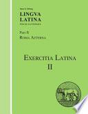 Exercitia Latina II