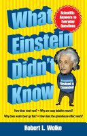 What Einstein Didn't Know Pdf/ePub eBook