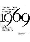 Mechanical Engineers Catalog And Product Directory Book PDF