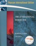 Cover of Organizational Behavior