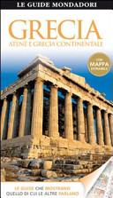 Guida Turistica Grecia. Atene e Grecia continentale Immagine Copertina