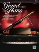 Grand Trios for Piano  Book 1