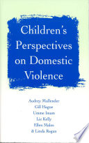 Children's Perspectives on Domestic Violence image