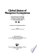 Global Status of Mangrove Ecosystems Book