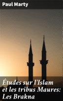 Pdf Études sur l'Islam et les tribus Maures: Les Brakna Telecharger