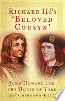 Richard III's 'Beloved Cousyn' Pdf/ePub eBook