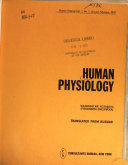 Human Physiology Book PDF