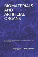 Biomaterials and Artificial Organs