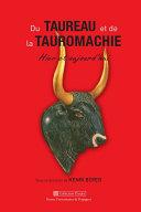Du taureau et de la tauromachie Pdf/ePub eBook