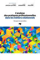 Pdf L'analyse des pratiques professionnelles dans les métiers relationnels Telecharger