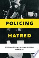 Policing Hatred Book PDF