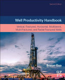 Well Productivity Handbook Book PDF