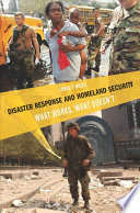 Disaster Response And Homeland Security Book PDF