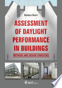 Assessment of Daylight Performance in Buildings Book