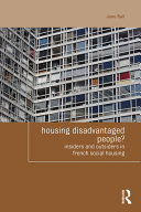 Housing Disadvantaged People?