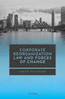 Corporate Reorganization Law and Forces of Change [Pdf/ePub] eBook