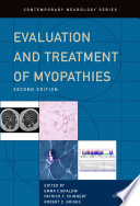 Evaluation and Treatment of Myopathies Book