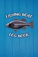 Fishing Boat Log Book