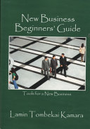 New Business Beginners  Guide
