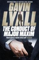 Pdf The Conduct of Major Maxim