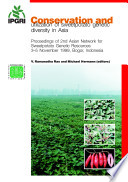 Conservation and utilization of sweet potato genetic diversity in Asia