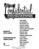 Mid-Life Confidential