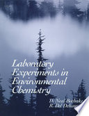 Laboratory Experiments in Environmental Chemistry