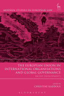 The European Union in International Organisations and Global Governance [Pdf/ePub] eBook