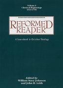 Reformed Reader