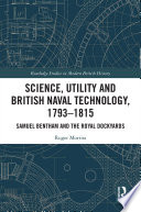 Science Utility And British Naval Technology 1793 1815