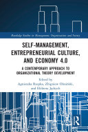 Pdf Self-Management, Entrepreneurial Culture, and Economy 4.0 Telecharger