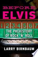 Before Elvis