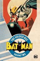 Batman  The Golden Age Vol  2