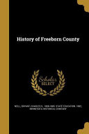 HIST OF FREEBORN COUNTY