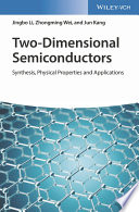 Two-Dimensional Semiconductors