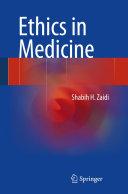Pdf Ethics in Medicine