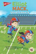 Good Sports Elliot Mack, Quarterback Book