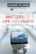 Matters of Life and Death [Pdf/ePub] eBook