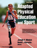 Adapted Physical Education and Sport, 6E