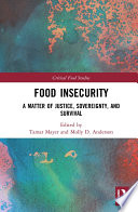 Food Insecurity Book