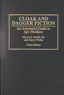 Cloak and Dagger Fiction ebook