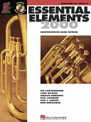 Essential Elements 2000 Book PDF