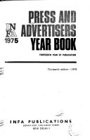 Infa Press And Advertisers Year Book