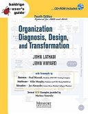 Organization Diagnosis  Design  and Transformation