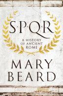 SPQR: A History of Ancient Rome [Pdf/ePub] eBook