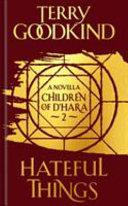link to Hateful things in the TCC library catalog