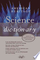 """The American Heritage Science Dictionary"" by American Heritage Dictionary"